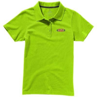 Picture of SELLER SHORT SLEEVE LADIES POLO XS in Apple Green