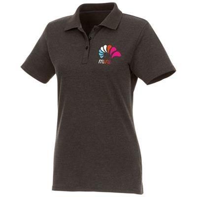 Sg Ladies Polycotton Polo Shirt Navy Blue Xl