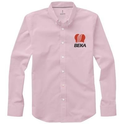 Picture of VAILLANT LONG SLEEVE SHIRT in Pink