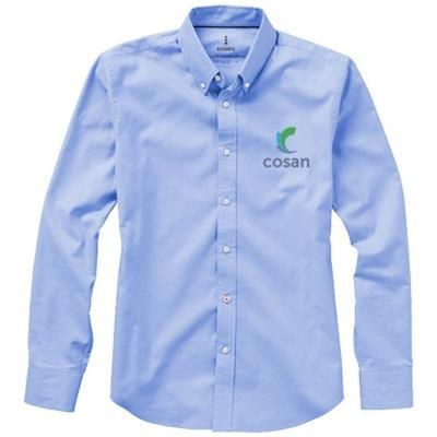 Picture of VAILLANT LONG SLEEVE SHIRT in Light Blue