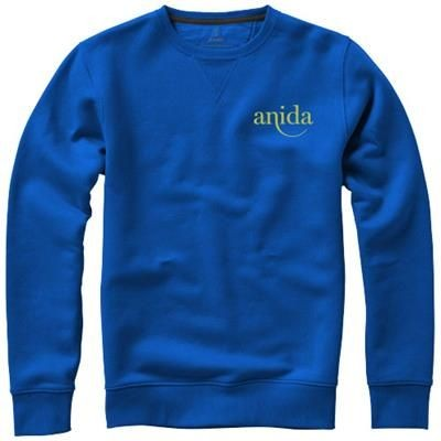 Picture of SURREY CREW SWEATER in Blue
