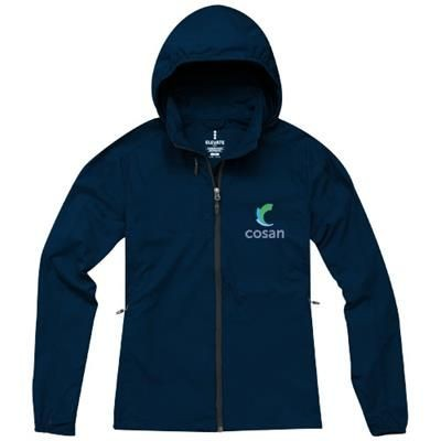 Picture of FLINT LIGHTWEIGHT LADIES JACKET in Navy