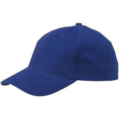Picture of BRYSON 6 PANEL CAP in Blue