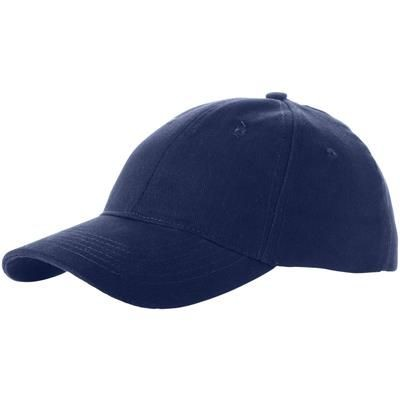 Picture of BRYSON 6 PANEL CAP in Navy