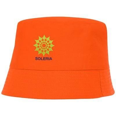 Picture of SOLARIS SUN HAT in Orange