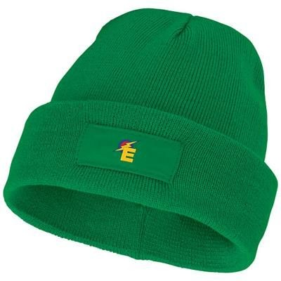 Picture of BOREAS BEANIE with Patch in Fern Green