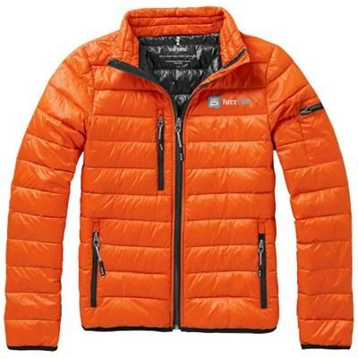 Picture of SCOTIA LIGHT DOWN JACKET in Orange