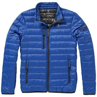 Picture of SCOTIA LIGHT DOWN JACKET in Blue