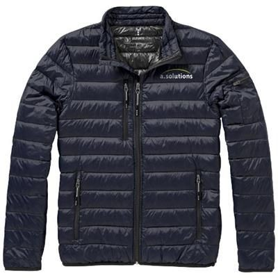 Picture of SCOTIA LIGHT DOWN JACKET in Navy