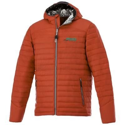 Picture of SILVERTON MENS THERMAL INSULATED PACKABLE JACKET in Orange