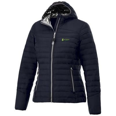 Picture of SILVERTON LADIES THERMAL INSULATED PACKABLE JACKET in Navy