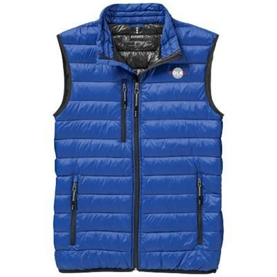 Picture of FAIRVIEW LIGHT DOWN BODYWARMER in Blue