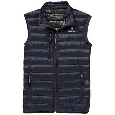 Picture of FAIRVIEW LIGHT DOWN BODYWARMER in Navy