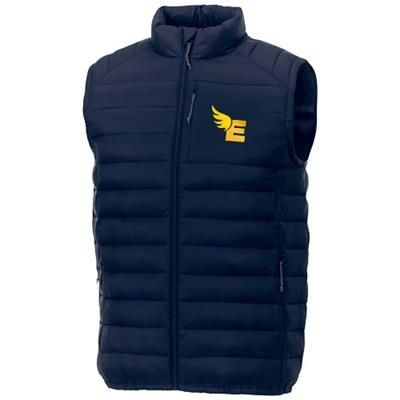 Picture of PALLAS MENS THERMAL INSULATED BODYWARMER in Navy