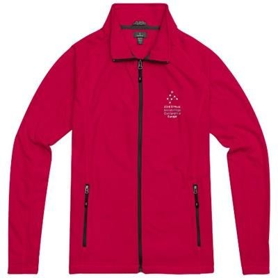 Picture of RIXFORD POLYFLEECE FULL ZIP in Red