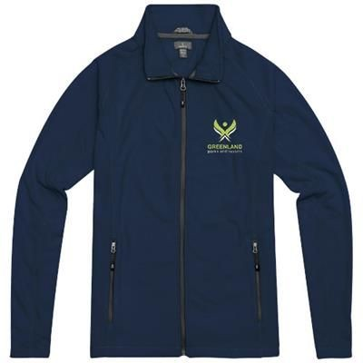 Picture of RIXFORD POLYFLEECE FULL ZIP in Navy