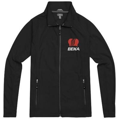 Picture of RIXFORD POLYFLEECE FULL ZIP in Black Solid