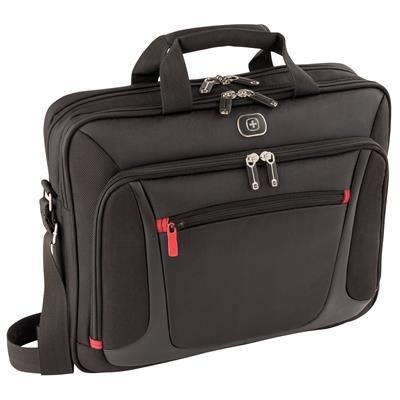 Picture of WENGER SENSOR BRIEFCASE with Ipad Pocket