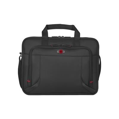 Picture of WENGER PROSPECTUS LAPTOP BRIEFCASE with Tablet E-reader Pocket