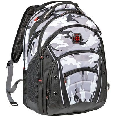 Picture of WENGER SYNERGY 16 INCH BACKPACK RUCKSACK in Arctic Camo