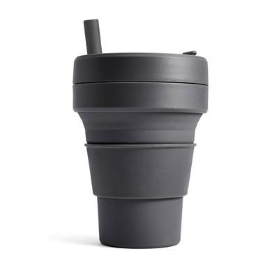 Picture of STOJO COLLAPSIBLE CUP in Carbon