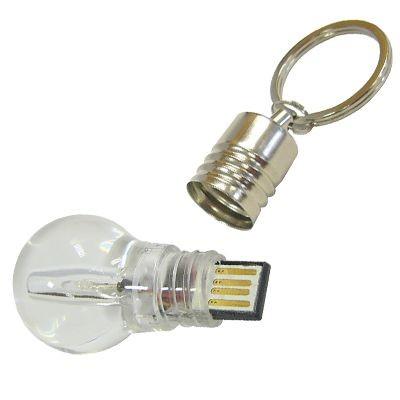 Picture of LIGHTBULB USB FLASH DRIVE MEMORY STICK