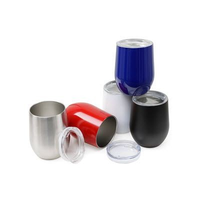 Picture of CHU-LIP STAINLESS STEEL METAL COFFEE CUP