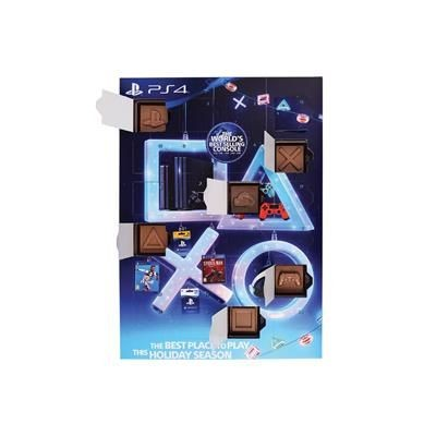 Picture of ADVENT CALENDAR with 24 Pcs