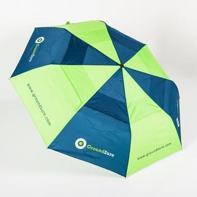 Picture of ÜBER BROLLY AUTOMATIC VENTED TELESCOPIC UMBRELLA