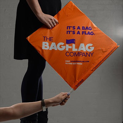 Picture of LARGE BAGFLAG