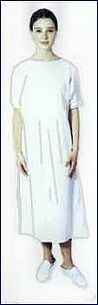 Picture of TRADITIONAL X RAY GOWN