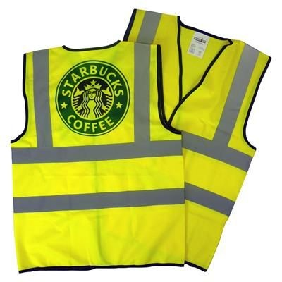 Picture of PERSONALISED HI VIS VEST