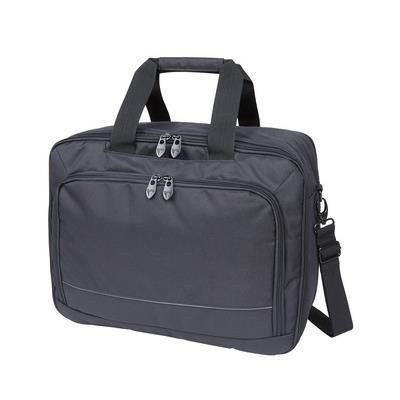 Picture of FALCON 15 INCH LAPTOP 3-WAY TRAVEL CABIN BAG in Black