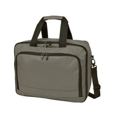 Picture of FALCON 15 INCH LAPTOP 3-WAY TRAVEL CABIN BAG in Grey