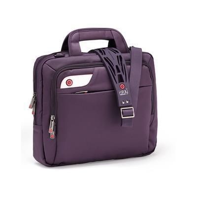 Picture of I-STAY 13 INCH SURFACE PRO LAPTOP TABLET BAG with Non-slip Bag Strap in Purple