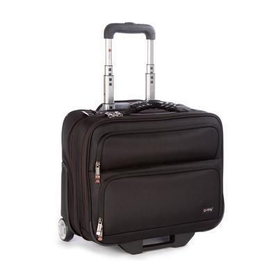 Picture of I-STAY 15 INCH LAPTOP & 10 INCH TABLET 2 WHEELED BUSINESS TROLLEY CASE in Black