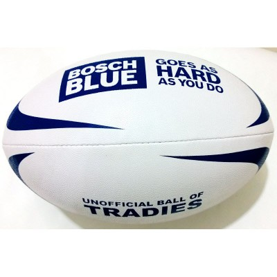 Picture of RUBBER RUGBY BALL