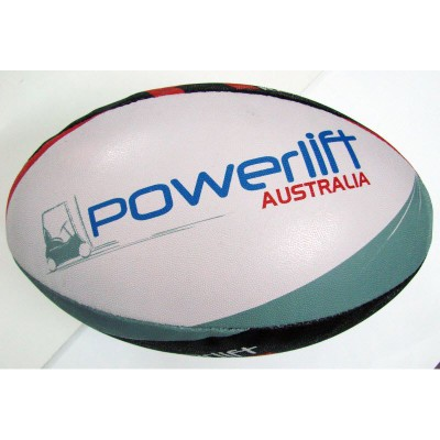 Picture of MIDI SIZE 2 RUGBY BALL