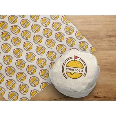 Picture of PRINTED GREASEPROOF PAPER