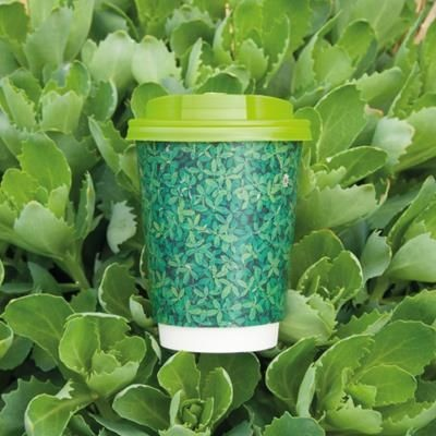Picture of PRINTED PLA GREEN ECO CUP