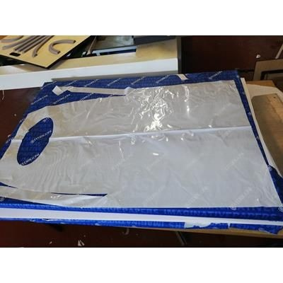 Picture of DISPOSABLE POLYTHENE PLASTIC APRON