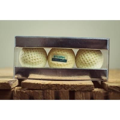 Picture of PERSONALISED CHOCOLATE GOLF BALL