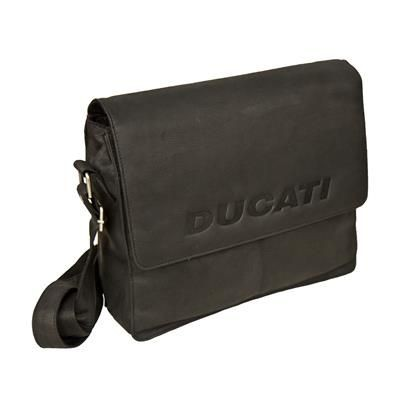 Picture of LEATHER MESSENGER BAG