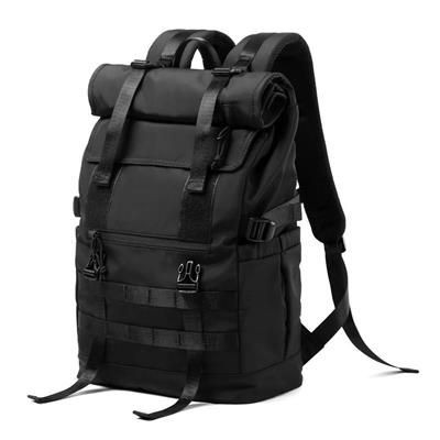 Picture of RPET ROLL TOP BACKPACK RUCKSACK