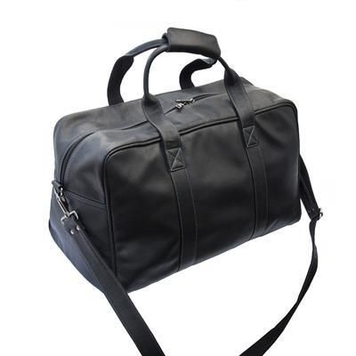 Picture of LEATHER HOLDALL BAG
