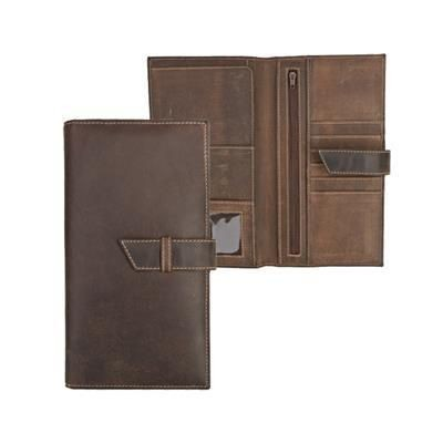 Picture of LEATHER TRAVEL PLANNER WALLET