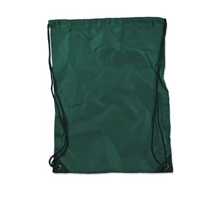 Picture of PREMIUM BACKPACK RUCKSACK with Drawstring Handles in Green