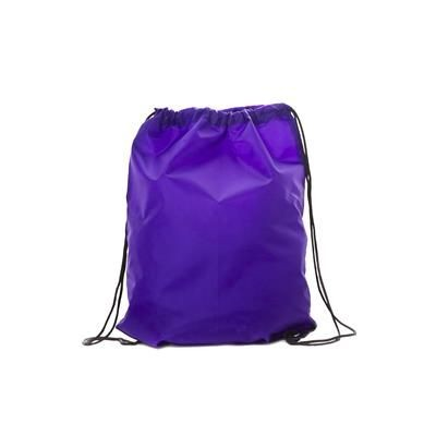 Picture of PREMIUM BACKPACK RUCKSACK with Drawstring Handles in Navy