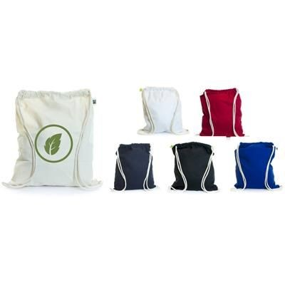Picture of ECO NATURAL & COLOUR COTTON DRAWSTRING