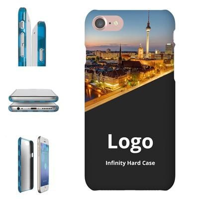 Picture of INFINITY 3D PLASTIC SUBLIMATION HARD PHONE CASE